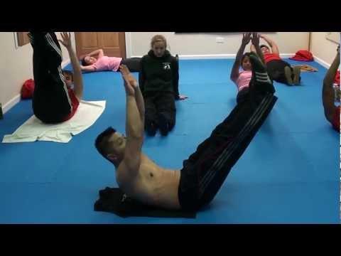 Super Slow Ab Training