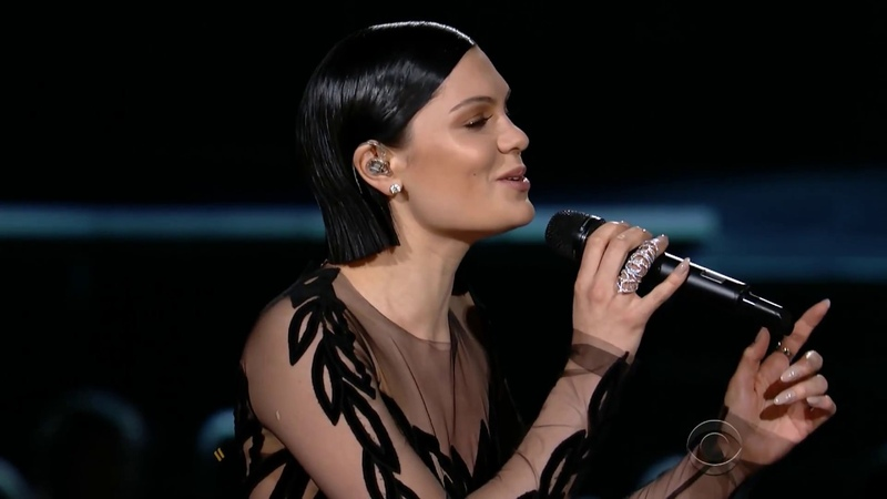 Jessie J Tom Jones You've Lost That Lovin' Feelin' 2015Grammy's