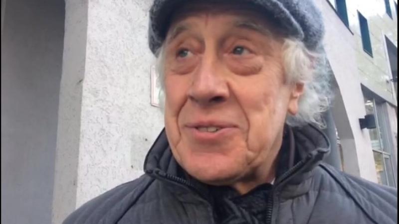 Народный артист России Сергей Мигицко
