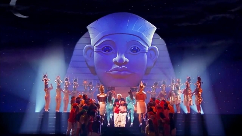 Poor, Poor Pharaoh from Joseph And The Amazing Technicolor Dreamcoat