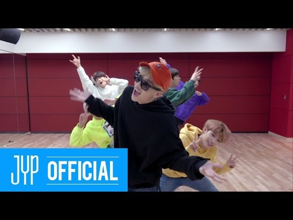 Stray Kids Get Cool Dance Practice Close up Ver