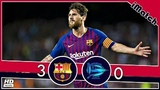 Barcelona vs Deportivo Alaves 3-0 Full Match Highlights La Liga 18.08.2018