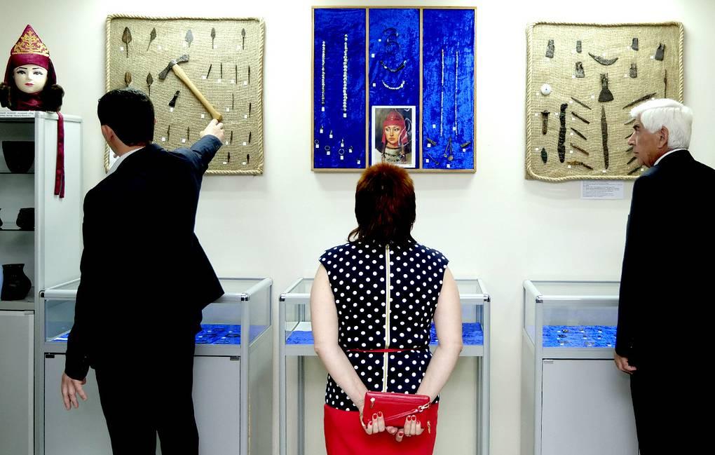 Первый в КЧР археологический музей появился в Карачаевске
