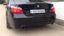 BMW E60 535d Diesel Sound