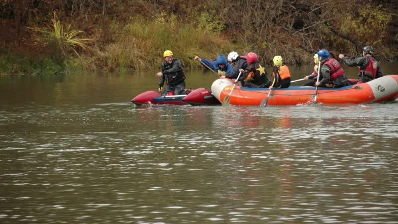 Сплав по реке Мокша