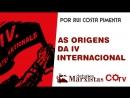 Debates marxistas nº 7 As origens da IV Internacional por Rui Costa Pimenta