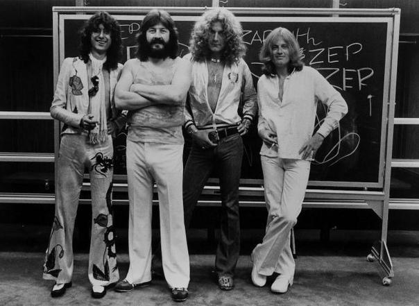 Сбросить телевизор из окна отеля  старая рок-н-ролльная традиция, и мало кто был так знаменит подобными выходками, как Led Zeppelin