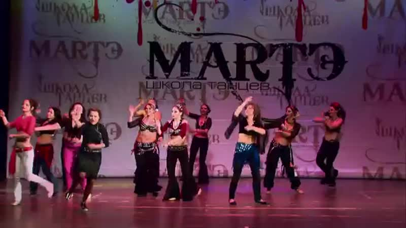 Танец живота Стрит Шааби, педагог Марина Банькина, школа танцев МАРТЭ