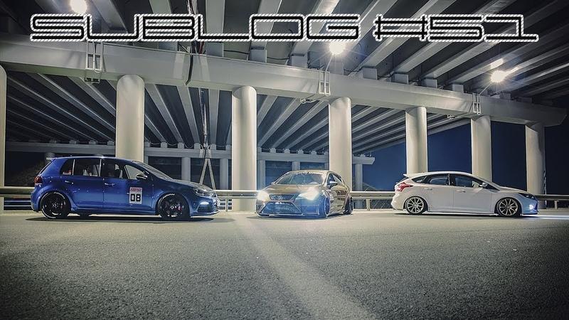 SUBlog 51: Ночные движения от Beyond Low Cars