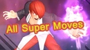 KOF ALL STAR All Super moves compilation