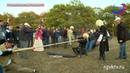 В Казбековском районе республики прошел Международный турнир по 3D стрельбе из лука