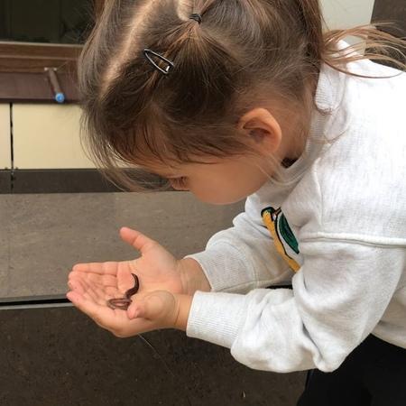 """Samoylova Oxana on Instagram: """"Думаю если бы я ей предложила мороженное она бы реально его укусила))😭Смотря на это видео у меня назрел самый идиотс..."""
