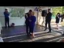 танец (мамы с сыном)