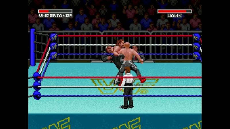 AVGN 149 Wrestling Games Русская озвучка RVV