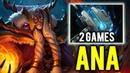 ANA Quas Wex Invoker Meteor Hammer Build Pub Destroyer