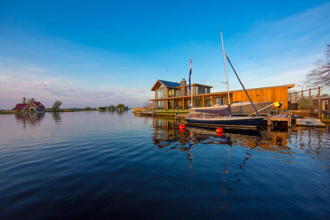 Частный дом в Нидерландах
