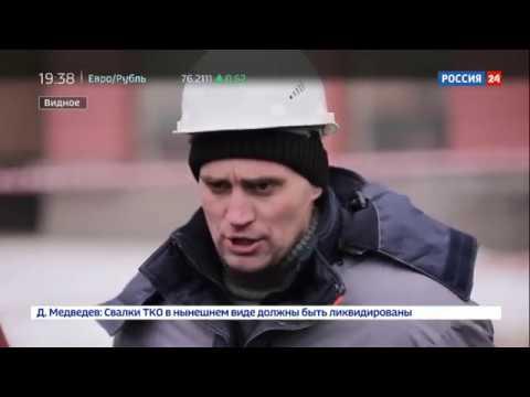 Специальный репортаж Россия-24 об участии Crocus Group в достройке жилых объектов Urban Group