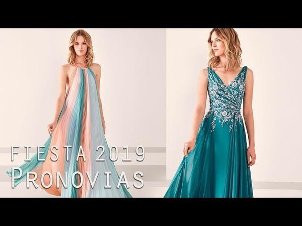Especial Fiesta — Vestidos de fiesta Pronovias Avance 2019 | Tercera parte