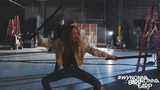 Wynonna Earp 2x09 Behind The Scenes