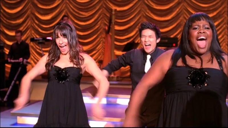 Glee Light Up The World Full Performance 2x22