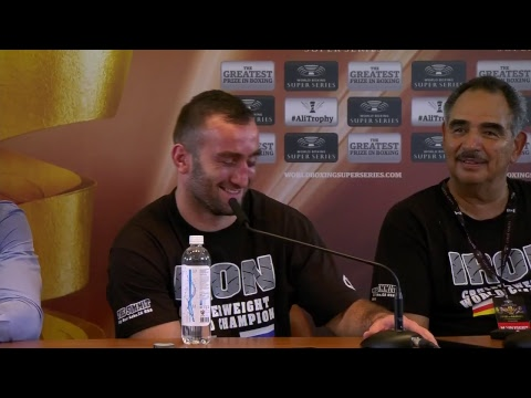 UsykGassiev Post-Fight Press Conference