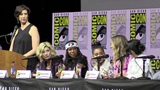 Entertainment Weekly's Women Who Kick Ass Comic Con Panel SDCC 2018