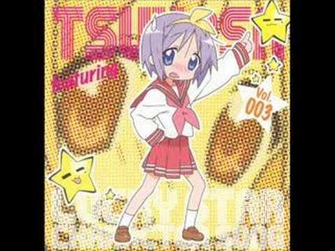 Lucky☆Star - Hiiragi Tsukasa - Sister Wars