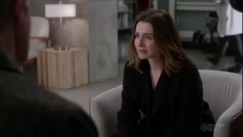 Greys Anatomy - 15x13 - I Walk the Line - Sneak Peek