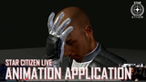 Star Citizen Live Animation Application