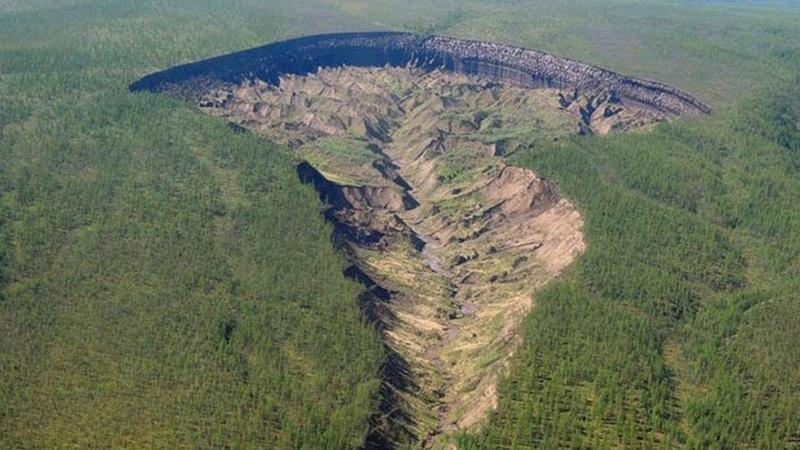 Россия запаниковала выяснив что находится под Сибирью Загадки человечества