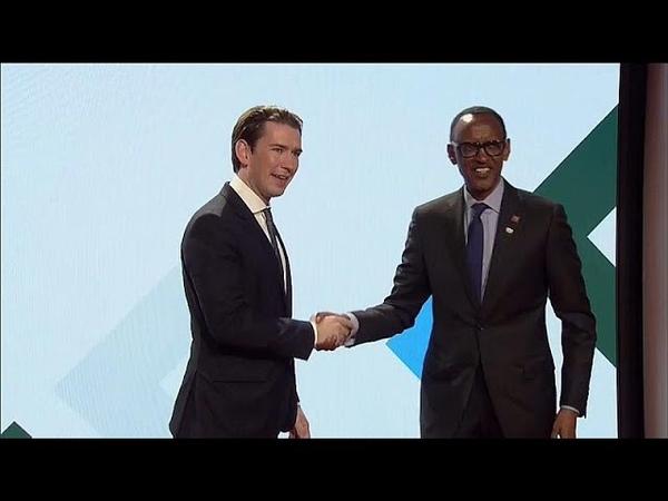Конференция Африка-ЕС в Вене