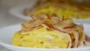 Вкусная КАРТОШКА С БЕКОНОМ в духовке - Картофельный МИЛЬФЕЙ. Обязательно попробуйте, как это Вкусно!