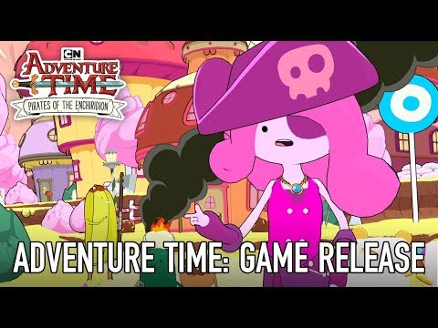 Adventure Time Pirates of the Enchiridion - PS4, Xbox1, Switch PC - Release Trailer