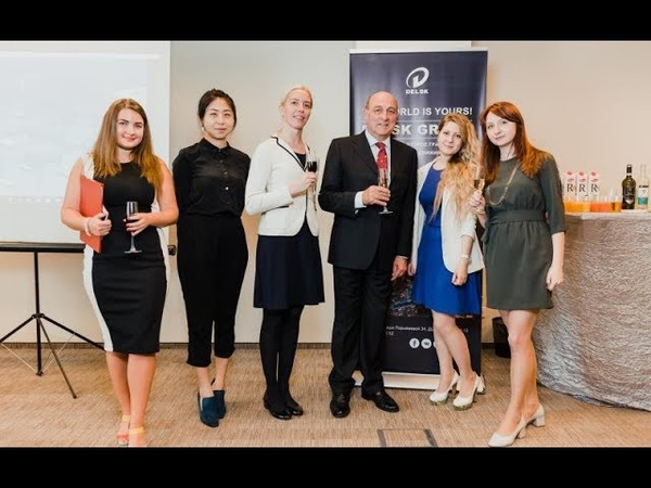 Семинар Delsk ВНЖ Мальты за инвестиции Delsk Group Malta Residence Visa Program seminar