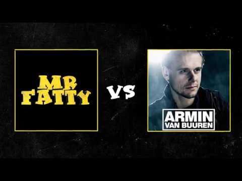 Mr.Fatty vs Armin van Buuren (сравнение Progressive Trance)