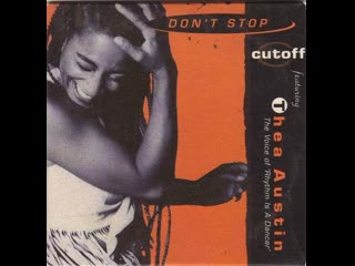 Cutoff feat. thea austin - gonna lose my mind (1993)
