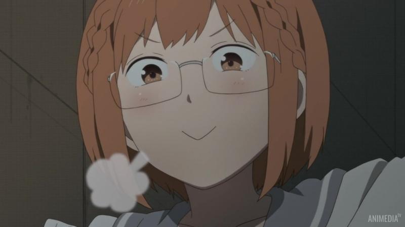 Chio-chan no Tsuugakuro Дорога в школу Чио-чан - 8 серия [Озвучка LolAlice Satsuki (AniMedia)]