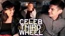 AWKWARD BLIND DATE w/ REBECCA BLACK | CELEB THIRD WHEEL