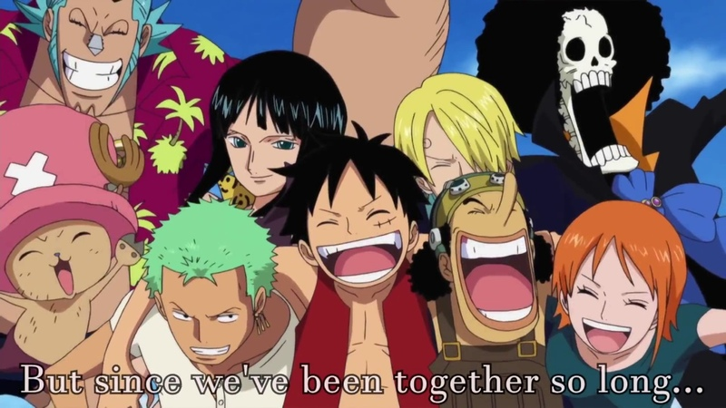 Our Captain, Monkey D Luffy AMV