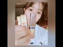 김향기 on Instagram 내 자리에서 수능보셨던분이 책상에 초콜렛을 넣어두고가셨다 🙏🙏모두 수고하셨습니다👍 잘먹겠습니다 감사합니다 화이팅