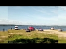Поискам 15 летней девочки в озере мешают подводное течение и обилие водорослей