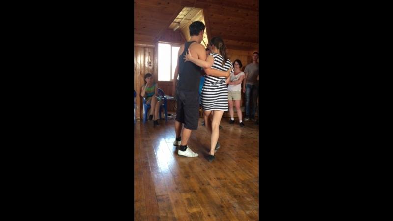 УРОК № 2 Школа танцев «Avenida» Алекс и Настя Драда Салазар