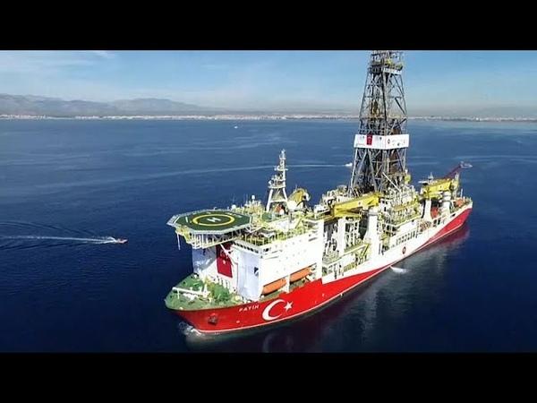 Спор о кипрском газе Греция призывает ЕС надавить на Турцию…