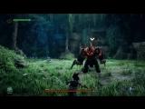 Darksiders III: Битва с боссом