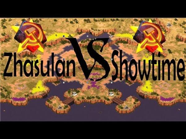 Red Alert 2 - 1 vs 1 Soviet vs Soviet Pro Game on the map Pirate Bay
