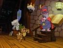 Приключения Мишек Гамми (5x06) Princess Problems ~ A Gummi Is a Gummis Best Friend