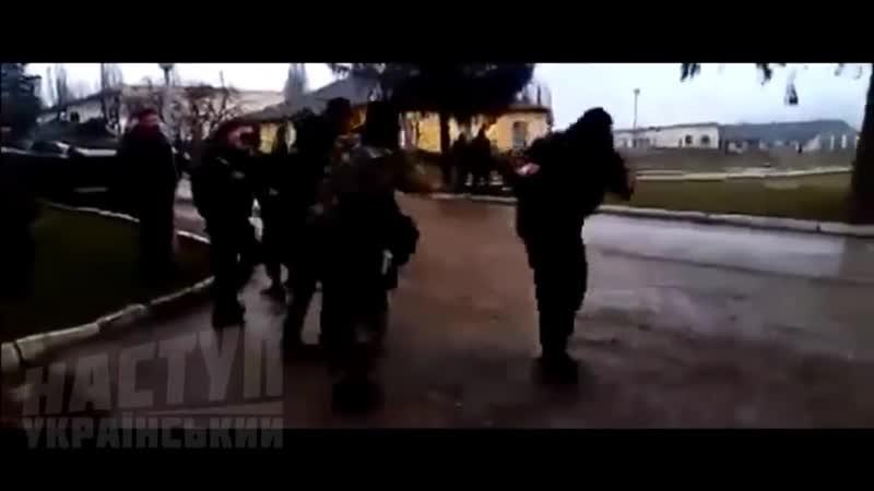 Український Наступ. Дух, що тіло рве до бою