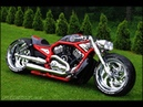😎 Скандальный Harley - Davidson V-Rod КАСТОМ 💪!