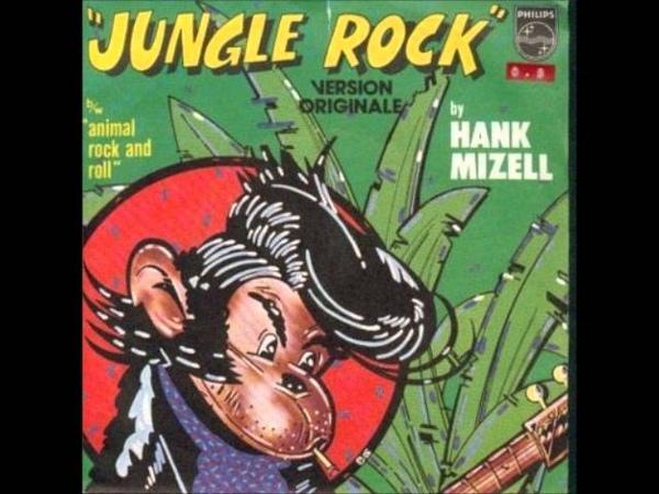 Hank Mizell - Rakin' Scrapin'