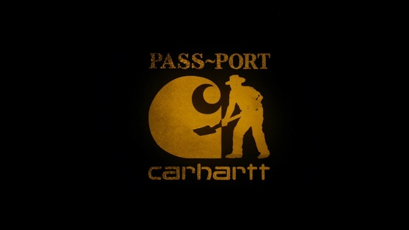 KISS ME IN THE NT - CARHARTT WIP PASS~PORT